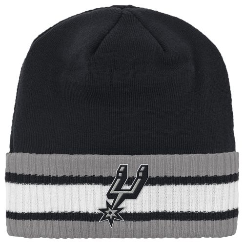 adidas™ Men's San Antonio Spurs Captain's Knit Cap