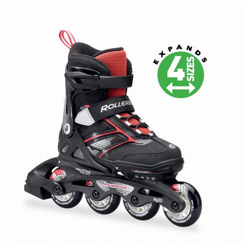Display product reviews for Rollerblade Boys' Spitfire XT In-Line Adjustable Skates