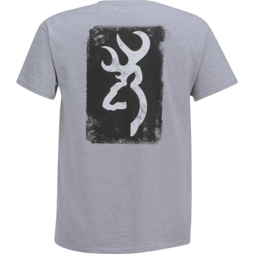 Display product reviews for Browning Men's Distressed 1878 Short Sleeve T-shirt