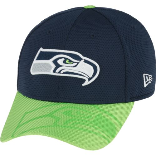 New Era Men's Seattle Seahawks NFL16 39THIRTY Cap