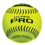 ATEC Hi.Per Pro Leather Flat-Seam Softballs 12-Pack - view number 1