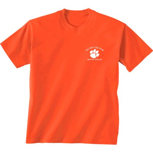 New World Graphics Men's Clemson University Football Friends Stadium T-shirt - view number 2