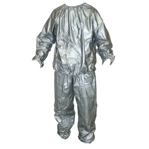Ringside Men's Vinyl Sauna Suit