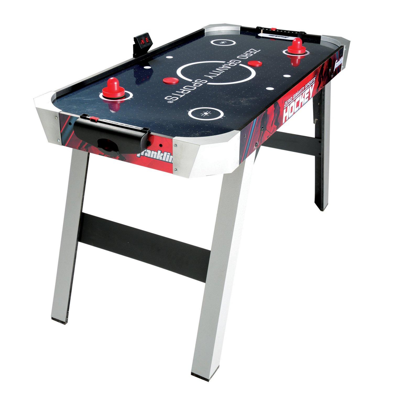 Franklin Zero Gravity Sports 4 Ft Air Hockey Table
