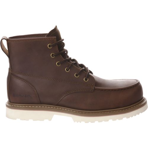 Brazos Men's Wyatt Lace-Up Composite Toe Work Boots