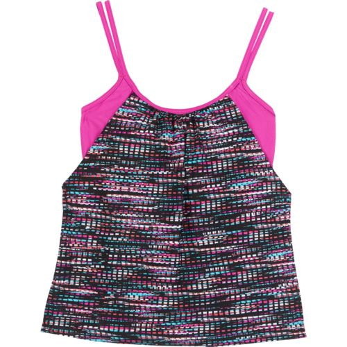 BCG™ Women's Pieced Together Tankini Swim Top
