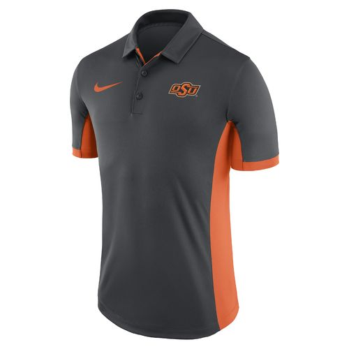Nike™ Men's Oklahoma State University Dri-FIT Evergreen Polo Shirt