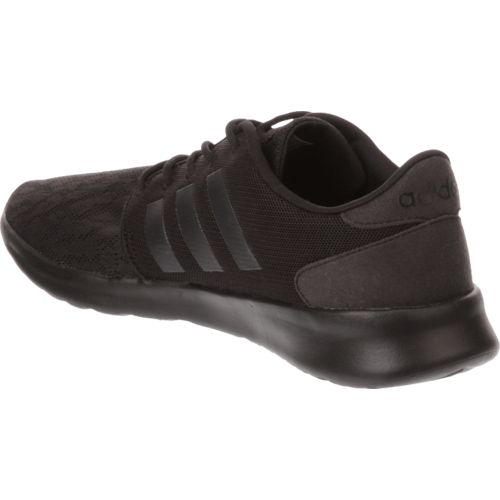 adidas Women's cloudfoam QT Racer Running Shoes - view number 3
