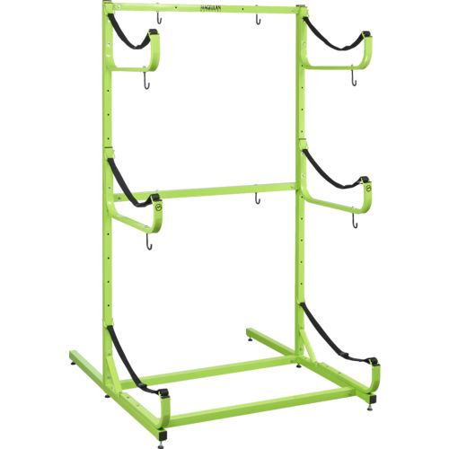 Display product reviews for Magellan Outdoors 3-Tier Kayak Rack