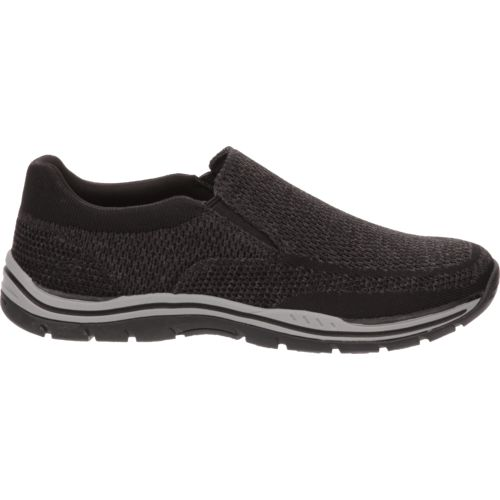 SKECHERS Men's Relaxed Fit Expected Gomel Knit Shoes