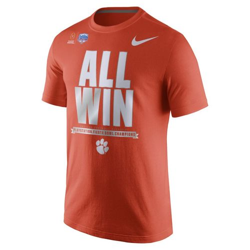 Nike Men's Clemson University 2016 Fiesta Bowl Champions Locker Room T-shirt