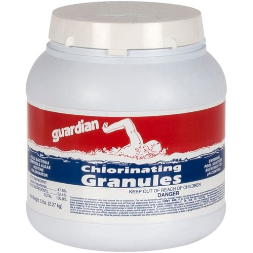 Guardian 5 lb. Chlorinating Granules