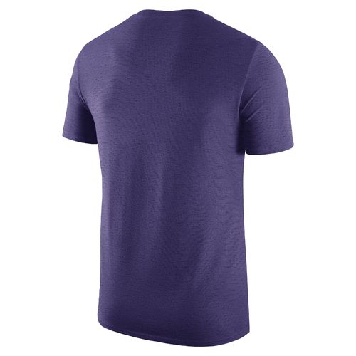 Nike™ Men's Texas Christian University Dry Top Coaches Short Sleeve T-shirt - view number 2