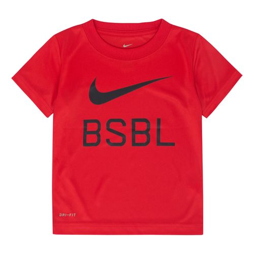 Nike Boys' Dri-FIT Baseball T-shirt
