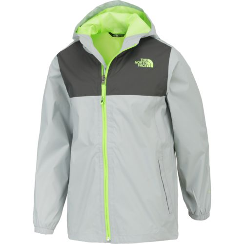 The North Face Boys' Zipline Rain Jacket - view number 3