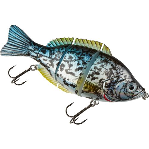 H2O XPRESS™ 4-1/2' Jointed Sunfish Swim Bait