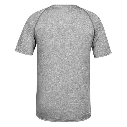 adidas Men's Indiana University School Logo Ultimate T-shirt - view number 2