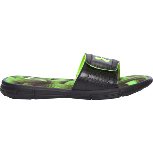 Under Armour Boys' Ignite Banshee III Slides - view number 1