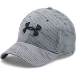Under Armour Men's Blitzing Print Stretch Fit Cap - view number 1