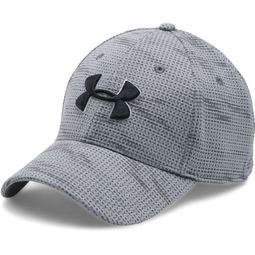 Under Armour Men's Blitzing Print Stretch Fit Cap