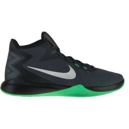 Display product reviews for Nike Men's Zoom Evidence Basketball Shoes