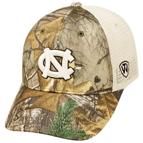 Top of the World Men's University of North Carolina Prey Cap