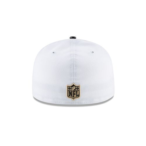 New Era Men's New Orleans Saints 59FIFTY NFL17 Official On Stage Cap - view number 3