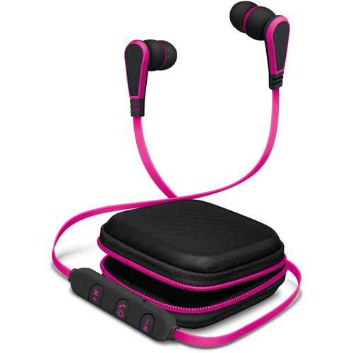 iWorld Gamma Bluetooth Earbuds with Mic and Case