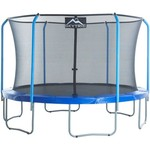 Upper Bounce SKYTRIC 11 ft Round Trampoline with Top Ring Enclosure System - view number 1