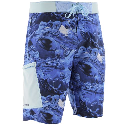 Huk Men's KScott Offshore Cell Boardshort