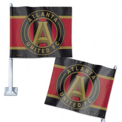 WinCraft Atlanta United FC Car Flag - view number 1
