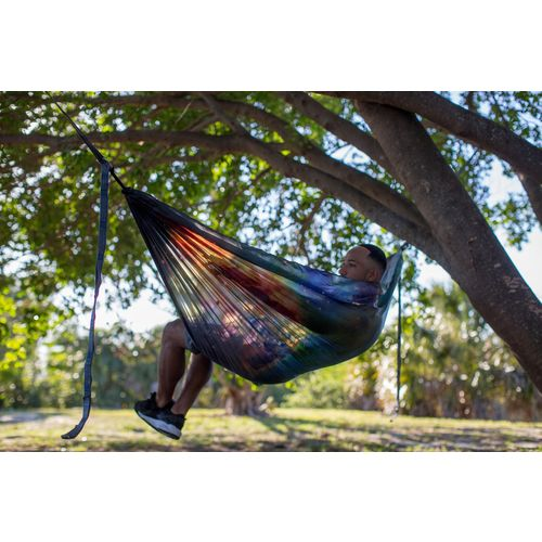 Twisted Root Design Galaxy Print Hammock - view number 4