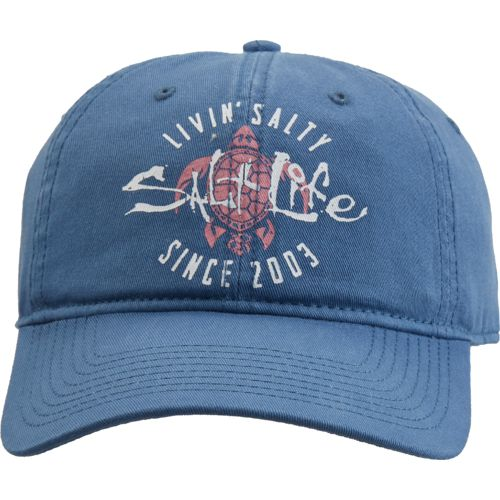 Salt Life Women's Living Salty Turtle Cap
