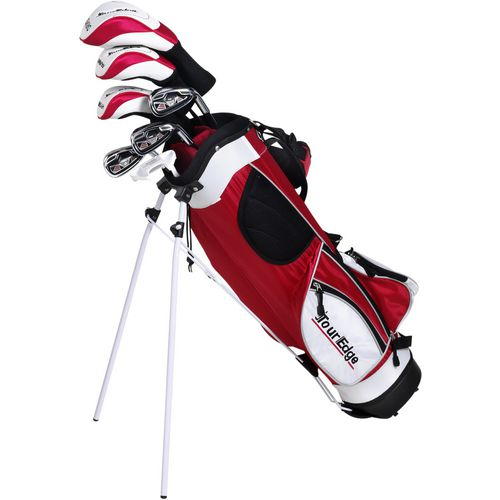 Tour Edge Juniors' HT Max-J 5X2 Golf Set