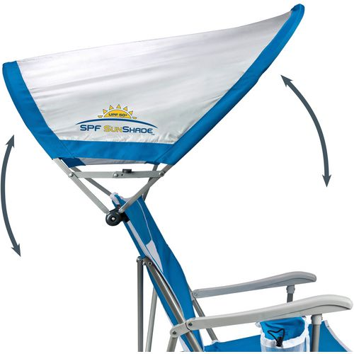 GCI Outdoor Waterside SunShade Captain's Chair - view number 2