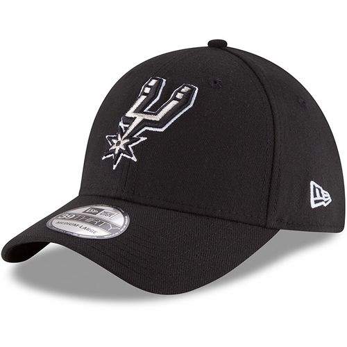 New Era Men's San Antonio Spurs 39THIRTY Classic Cap