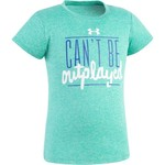 Under Armour Toddler Girls' Can't Be Outplayed T-shirt - view number 1