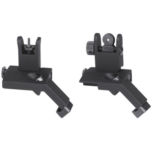 Xtreme Tactical Sports 45-Degree Offset Flip-Up Front and Rear Sight Set - view number 1