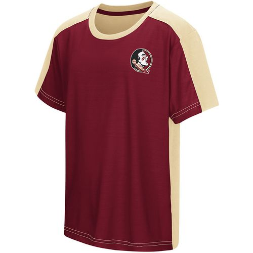 Colosseum Athletics Boys' Florida State University Short Sleeve T-shirt