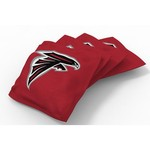 Wild Sports Atlanta Falcons Beanbag Set - view number 1