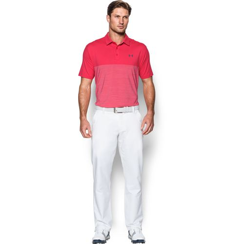 Under Armour Men's Playoff Blocked Polo Shirt - view number 3