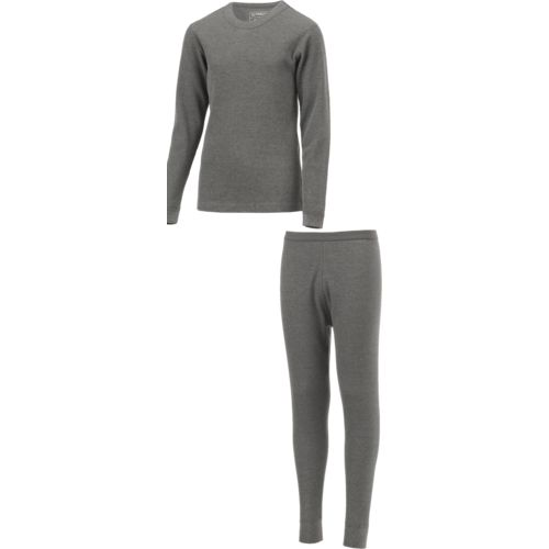 Magellan Outdoors Boys' Thermal Waffle Baselayer Set - view number 2