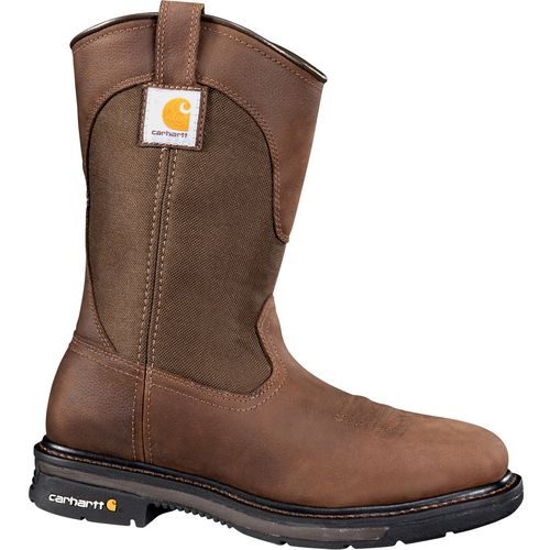 Display product reviews for Carhartt Men's 11 in Square Toe Wellington Work Boots