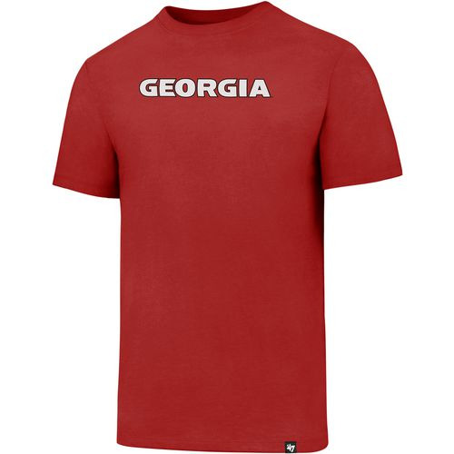 '47 University of Georgia Wordmark Club T-shirt - view number 1
