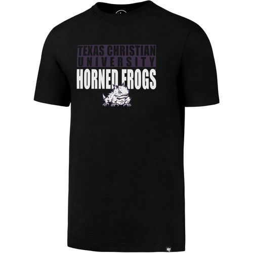 '47 Texas Christian University Stacked Splitter T-shirt