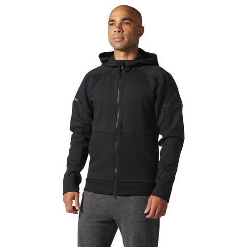 adidas Men's Squad ID Full-Zip Hoodie - view number 3
