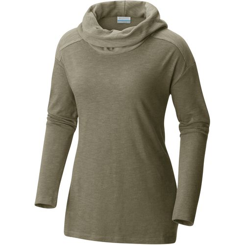Columbia Sportswear Women's Easygoing Long Sleeve Cowl Top - view number 1