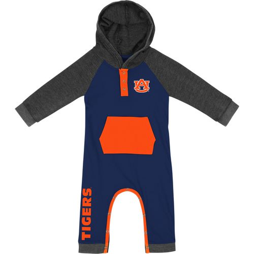 Colosseum Athletics Infant Boys' Auburn University Truffle Ruffle Onesie