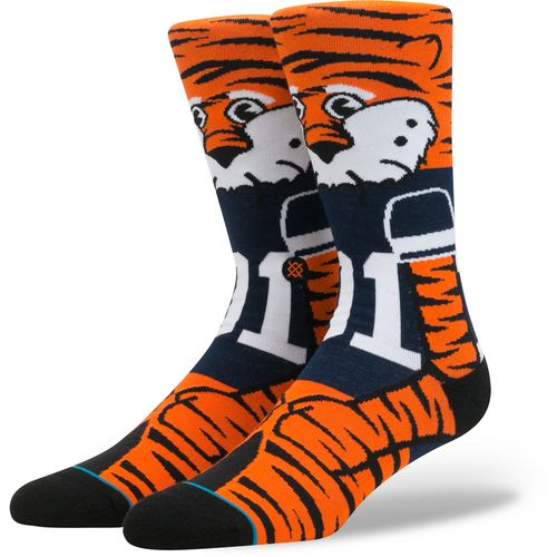 Stance Men's Auburn University Aubie Team Mascot Socks