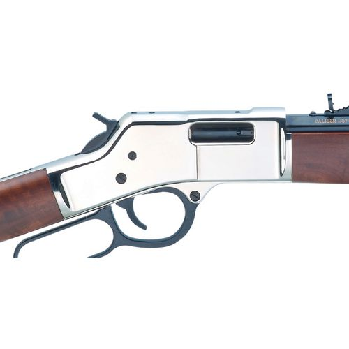 Henry Big Boy Silver .45 LC Lever-Action Rifle - view number 1